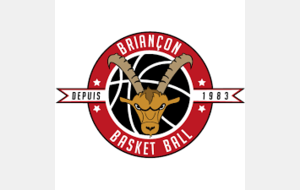 Match Ext BRIANCON BASKET BALL VS GAP ALPES DU SUD BASKET 05